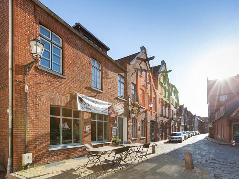 Elbstraße am Alten Markt