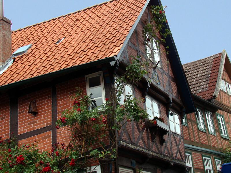 Findorf-Haus in Lauenburg