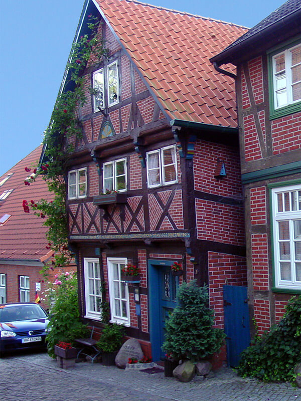 Findorfhaus in Lauenburg