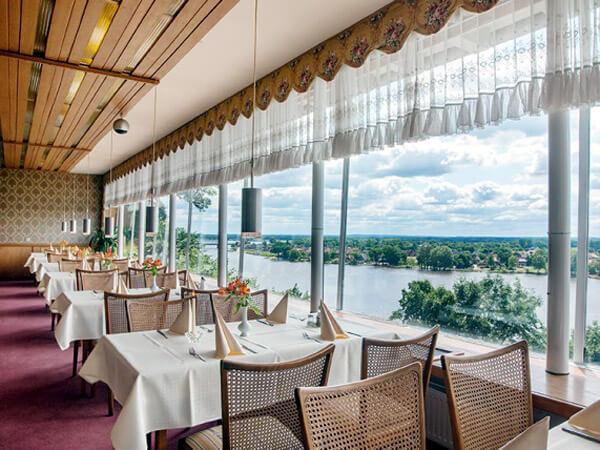 Restaurant Hotel Bellevue Lauenburg