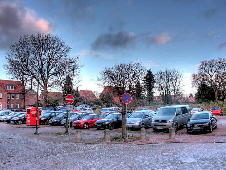 Parken am Fürstengarten
