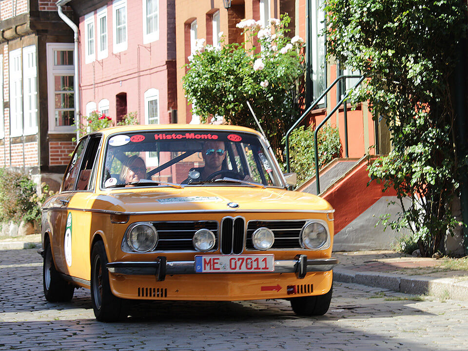BMW 2002 - Hamburg-Berlin-Klassik