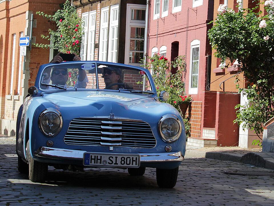 Simca - Hamburg-Berlin-Klassik