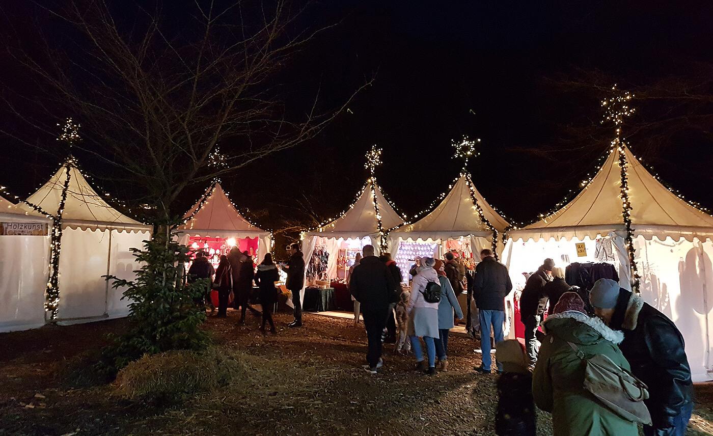 Lauenburger Weihnachtsmarkt