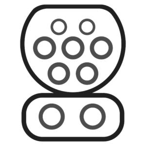 Combo-Ladestecker für E-Autos