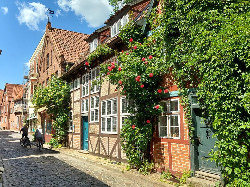 Kaufmannshaus und schmalstes Haus
