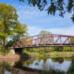Brücke über den Elbe-Lübeck-Kanal