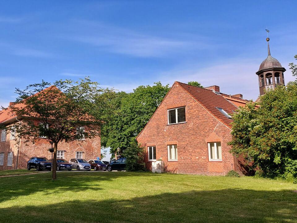 Lauenburger Schloss-Ensemble