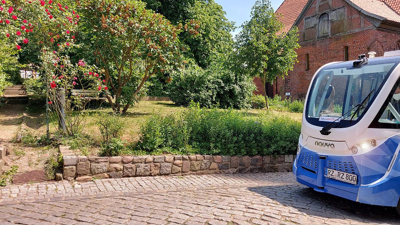 TaBuLa in der Altstadt von Lauenburg.